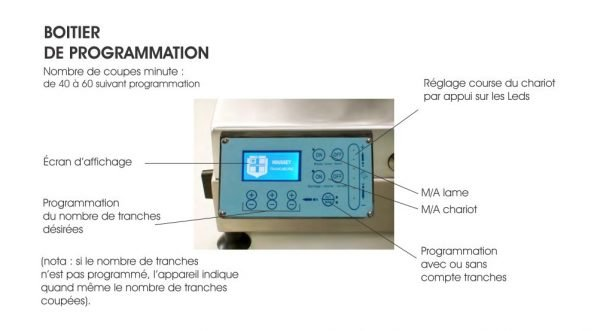 TRANCHEUR ROUSSEY TGPAE PRO-2